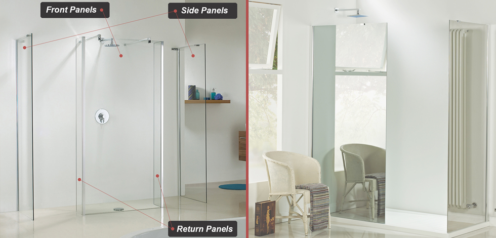 Shower-Walls