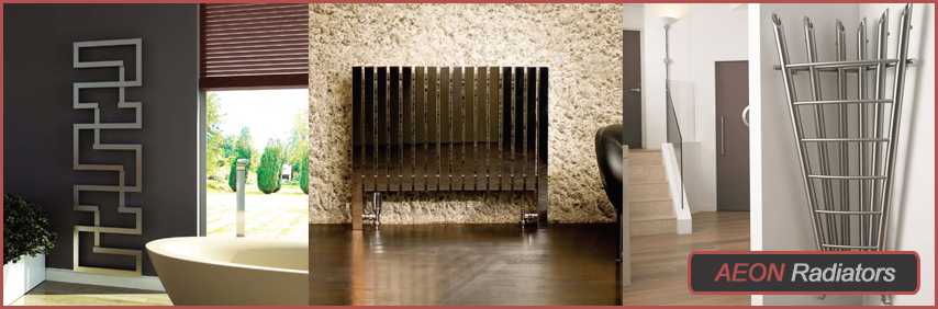 High Output Stainless Steel Radiators