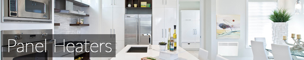Electric Panel Heaters for your kitchen